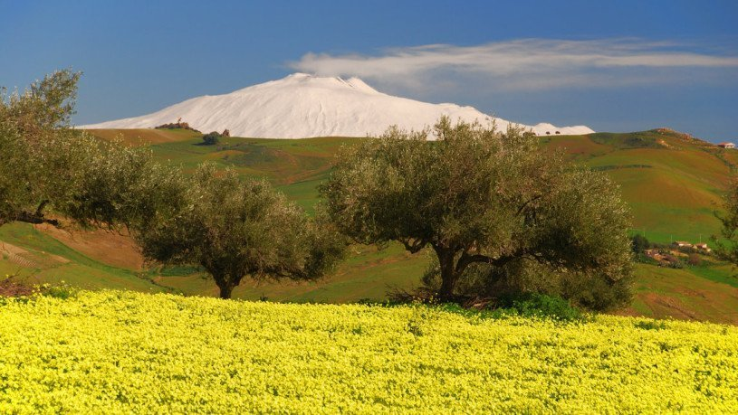 "9 DAYS SICILY ESCORTED TOUR HOLIDAYS: ""ENCHANTING SICILY"""