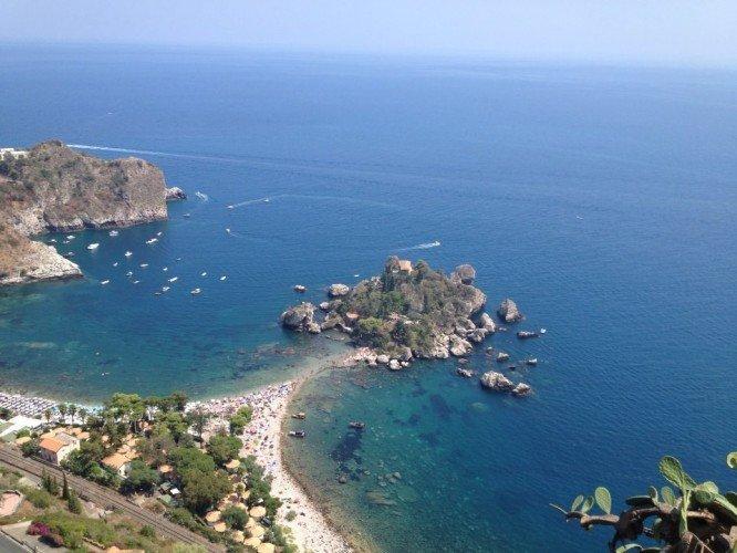 shore excursion tour taormina
