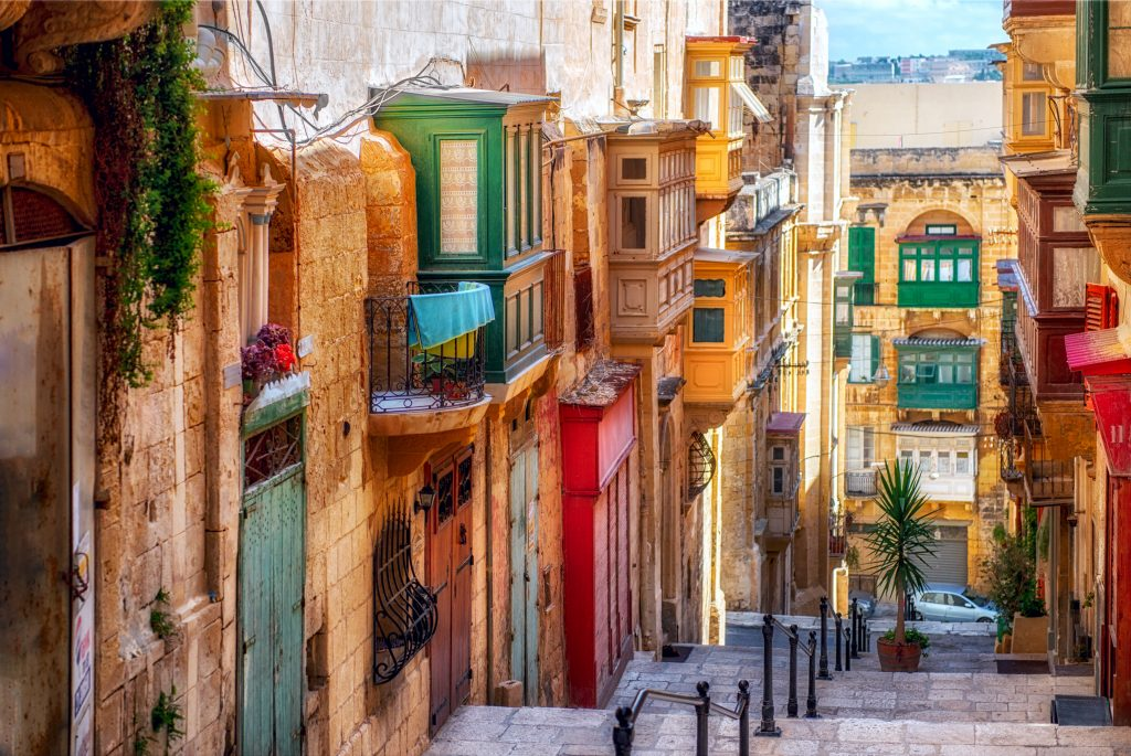 "7 DAYS MALTA & GOZO SMALL GROUP TOUR: ""THE COLORS OF MALTA & GOZO ISLANDS"""