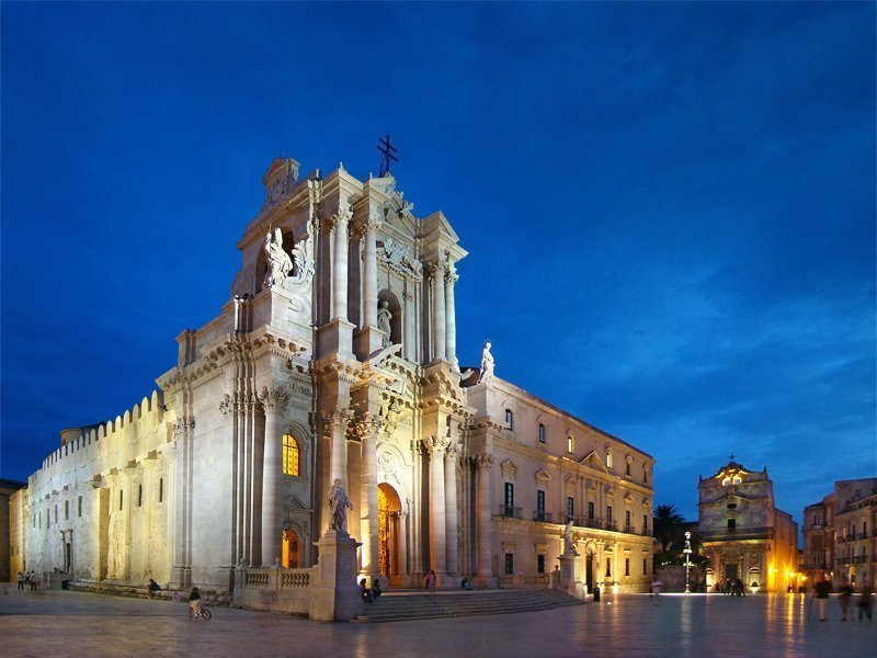 "8 DAYS EASTERN SICILY PRIVATE TOUR: ""EASTERN SICILY TOUR"""