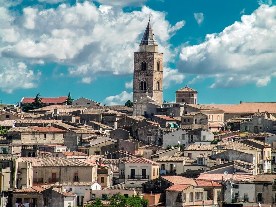 "10 DAYS BASILICATA AND CALABRIA SMALL GROUP TOUR: ""BASILICATA & CALABRIA DELIGHTS"""