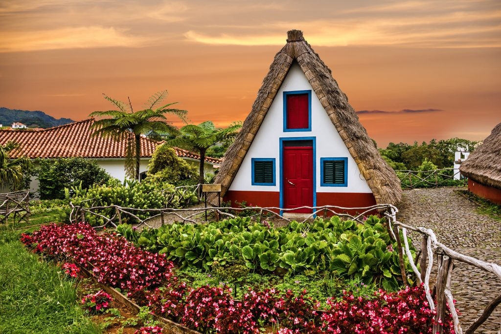 "NEW FOR 2020 -8 DAYS MADEIRA ISLAND SMALL GROUP TOUR: ""THE COLORS OF MADEIRA"""