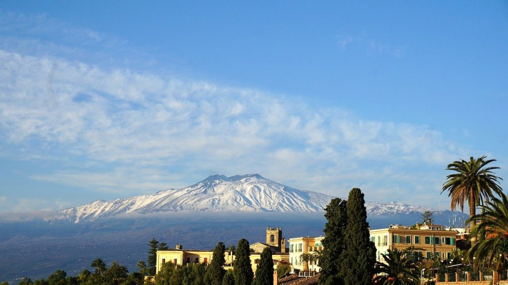 "8 DAYS SICILY ESCORTED TOUR: ""ENCHANTING SICILY"""