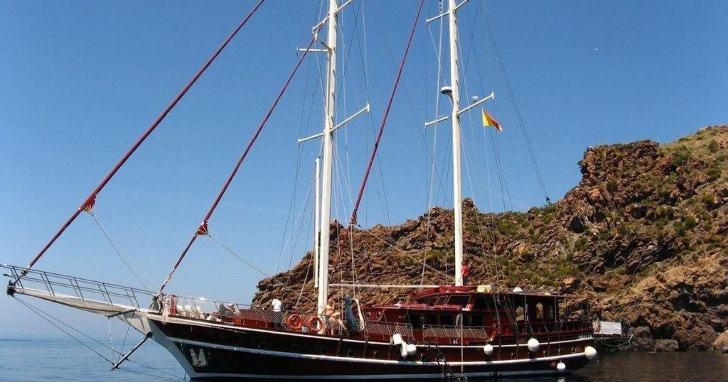 "8 DAYS AEOLIAN ISLANDS GULET CRUISE: ""ENCHANTING AEOLIAN ISLANDS GULET CRUISE"""