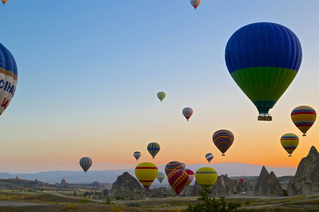 "8 DAYS ISTANBUL & CAPPADOCIA PRIVATE TOUR:""TAPESTRY OF ISTANBUL & CAPPADOCIA"""