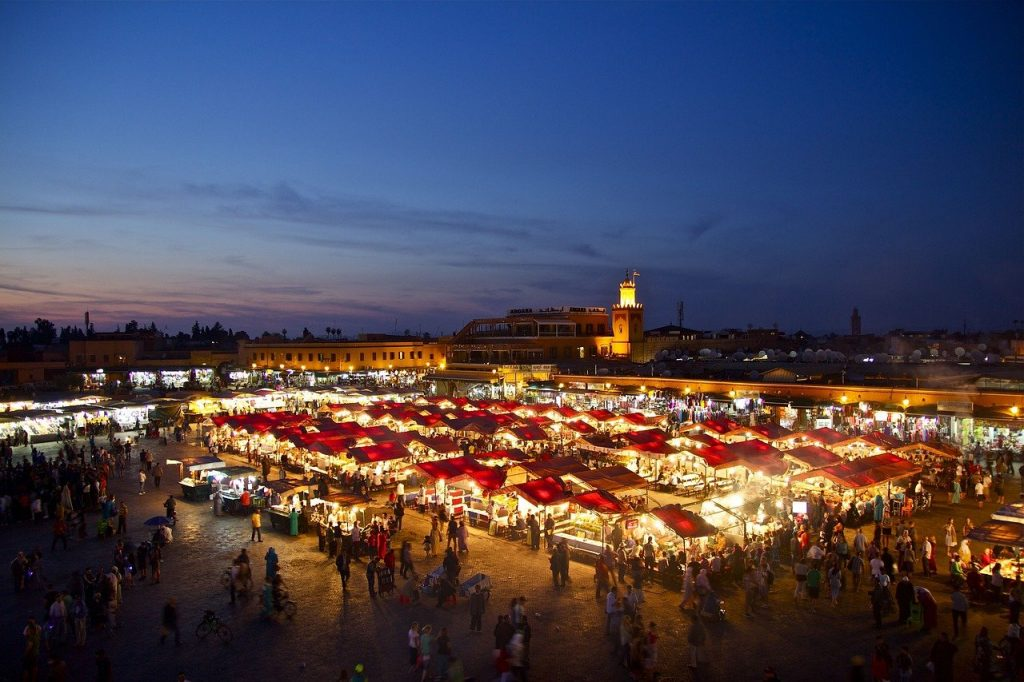 "8 DAYS MOROCCO SMALL GROUP TOUR:""MOROCCO IMPERIAL CITIES"""